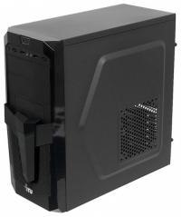 ПК IRU Home 311 MT Cel G3930 (2.9)/4Gb/500Gb 7.2k/GT710 2Gb/Windows 10 Home Single Language 64/GbitEth/400W/черный