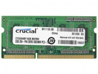 Память SO-DDR3 2Gb 1600MHz Crucial (CT25664BF160B) RTL